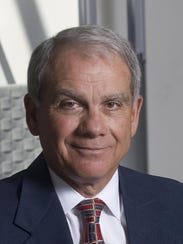 Former Wilmington Trust CEO Ted Cecala is shown at