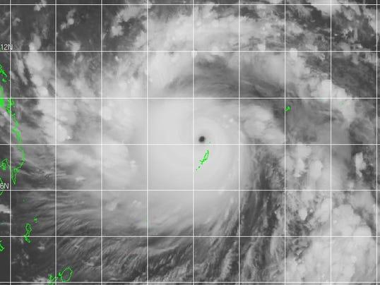 typhoon-satellite