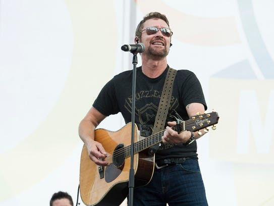 Craig Morgan plans to release new music in 2018.