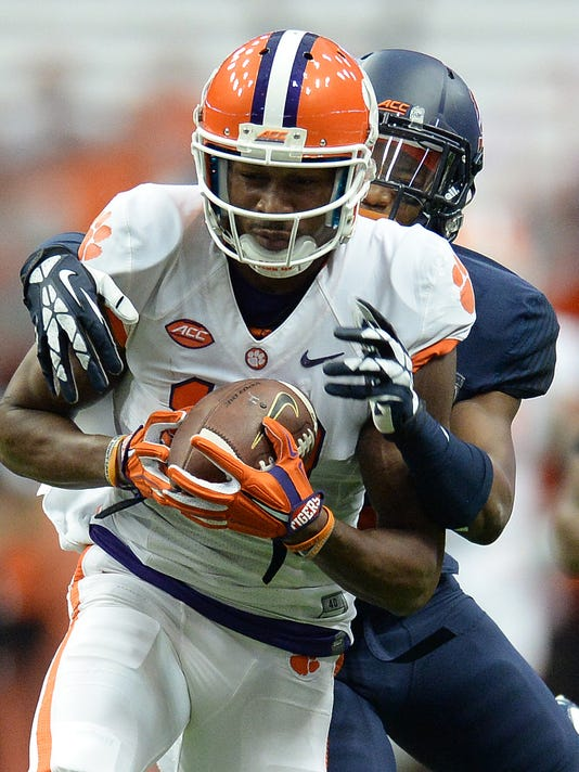 football, 2015, clemson, syracuse