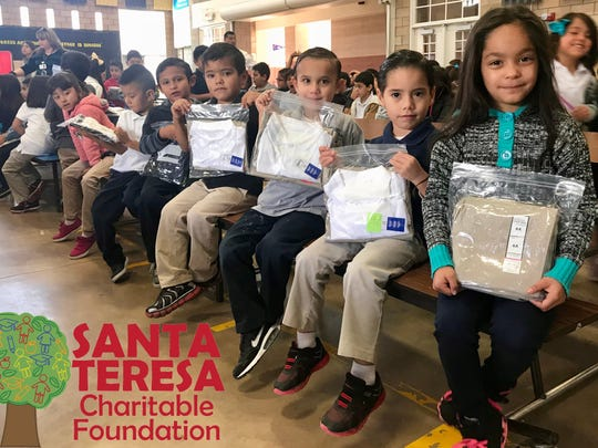 Santa Teresa Charitable Foundation supports GISD students
