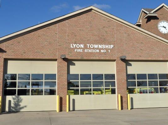 01 Lyon Township Fire Station #1