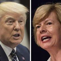 Wisconsin U.S. Senate race: Tammy Baldwin encouraged by Donald Trump tweet on gun control measures