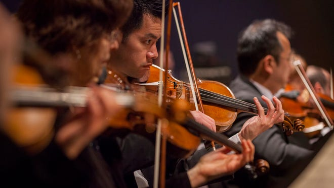 The Oregon Symphony Association in Salem kicks off its 2016-17 season on Oct. 28 with a Halloween-inspired concert.