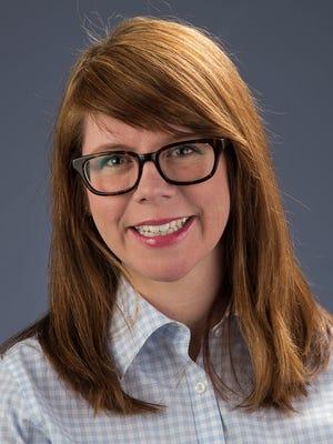 Knox County school board member Amber Rountree
