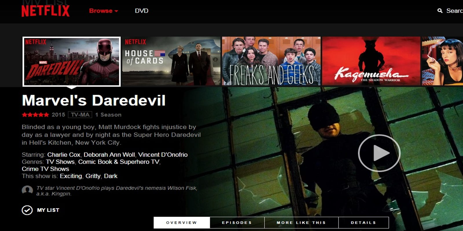 Cutting the Cord: A new user interface coming to Netflix on