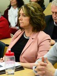 Amy Anway, dean of Terra State's Allied Health, Nursing