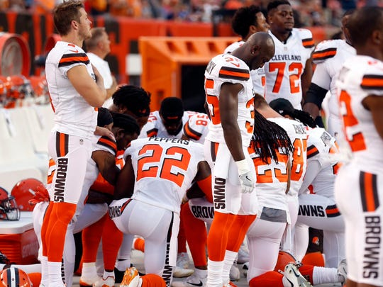 "The Cleveland Browns, the ""entire population of Cleveland, Ohio,"" and the city of Oakland, Calif., were on the receiving end of what U.S. District Judge Curtis Collier called disparaging, racist commentary by Mark Hazelwood and other then-Pilot Flying J sales executives that was captured on secret recordings."
