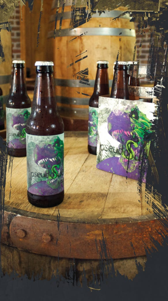 A Beer Named Sue Toppling Goliat...