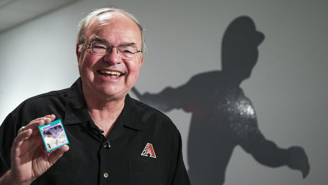 Ken Kendrick, Arizona Diamondbacks managing general partner, is lending some of his baseball card collection to the National Baseball Hall of Fame's We Are Baseball exhibit, which will be at Salt River Fields for two weeks starting March 11.