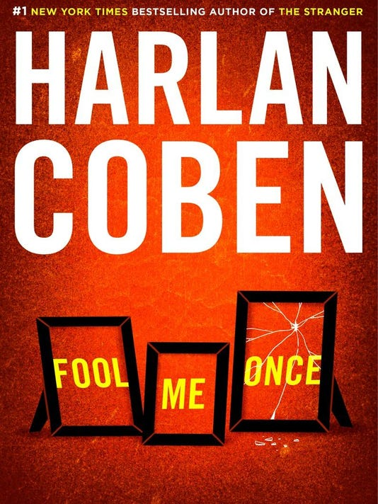 Book Review Fool Me Once