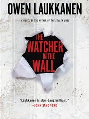 'The Watcher in the Wall' by Owen Laukkanen