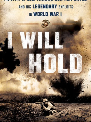 I Will Hold by James Carl Nelson