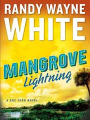 """Mangrove Lightning: A Doc Ford Novel"" by Randy Wayne White"