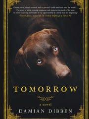 """Tomorrow: A Novel"" by Damian Dibben."