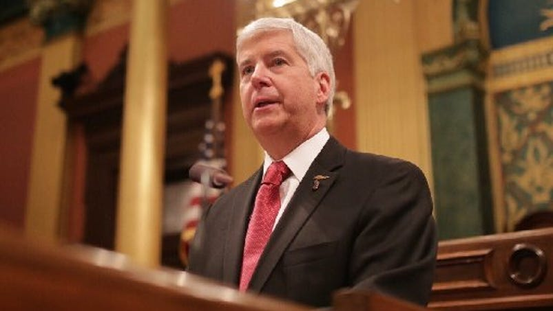 Gov. Rick Snyder makes list of world's most disappointing leaders
