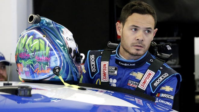 Kyle Larson was suspeneded indefinitely by NASCAR and suspended without pay by Chip Ganassi Racing Monday for a racial slur during a virtual race.