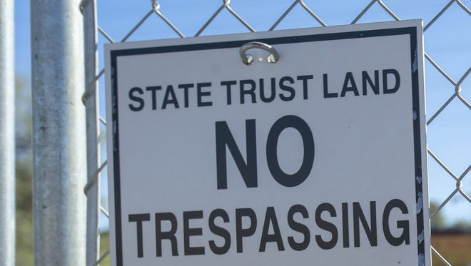 DeWit, Ducey fight over state lands proposal