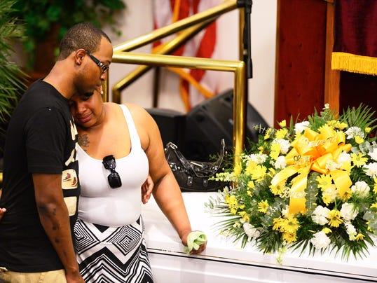 AP APTOPIX Arrest Struggle Death