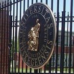 Tuskegee University shield