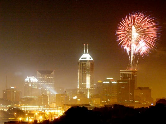 10 Indy Restaurants With Views Of July 4 Fireworks