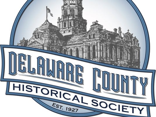 Delaware County Historical Society logo