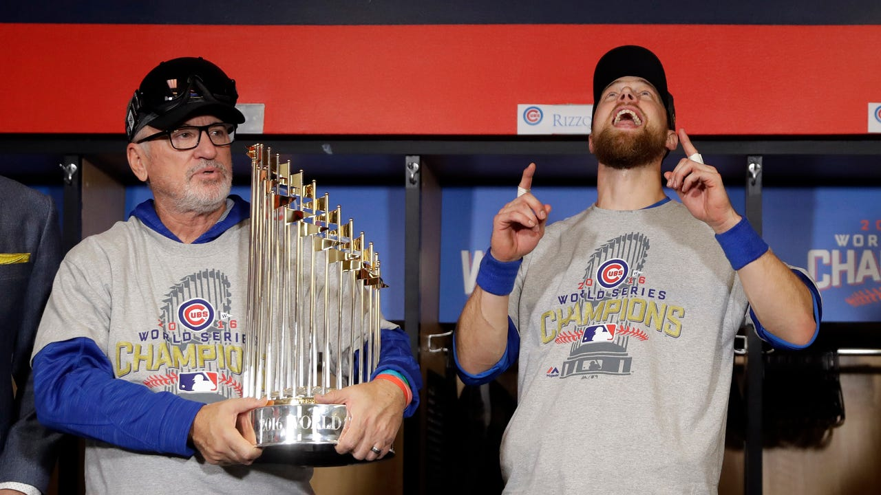 The Cubs pull off a thrilling win in 10 innings over the Indians to end their 108-year World Series title drought. USA TODAY Sports' Steve Gardner recaps how it all went down, and what Chicago and Cleveland can look forward to.