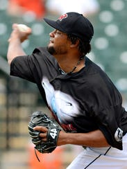 York Revolution's Manny Corpas was recently acquired,
