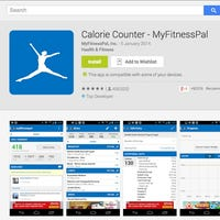 Review: Calorie counter apps MyFitnessPal vs  Lose It