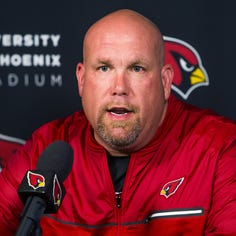 Arizona Cardinals GM Steve Keim pleads guilty to extreme DUI, is suspended 5 weeks by team