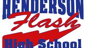 Henderson City High Flash logo