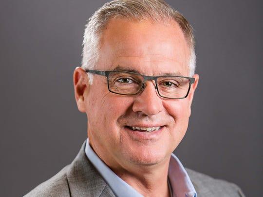 Brian Lightle, president of Lightle Beckner Robison