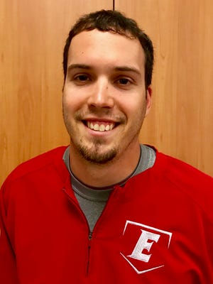 Elgin baseball coach Mike James