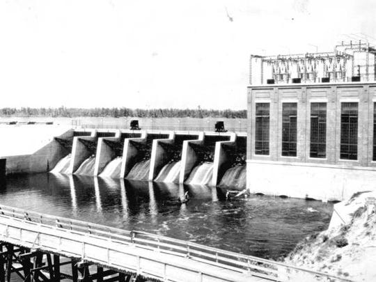 The Tallahassee city owned hydro-electric plant at the Jackson Bluff Dam on Lake Talquin is named for World War II veteran and former city electric power plant director C.H. Corn.