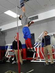 Former Louisiana Tech wide receiver Hunter Lee recorded