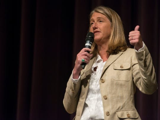Colorado gubernatorial candidate Carry Kennedy answers