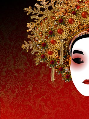 """Turandot"" performances are at Cedar Rapids' Paramount Theater Friday, Jan. 19 at 7:30 p.m. and Sunday, Jan. 21 at 2 p.m."