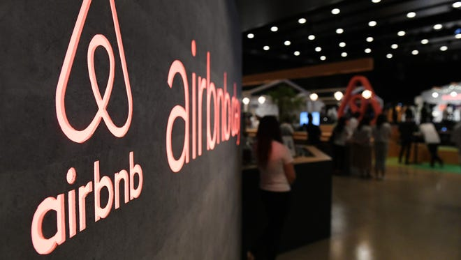 Airbnb's policy includes bans for certain criminal convictions.