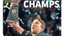 Relive the Eagles historic season, the Super Bowl victory and the parade for the ages.