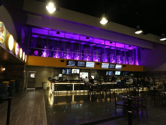 Flix Brewhouse at Merle Hay Mall