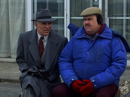 1. 'Planes, Trains, and Automobiles'