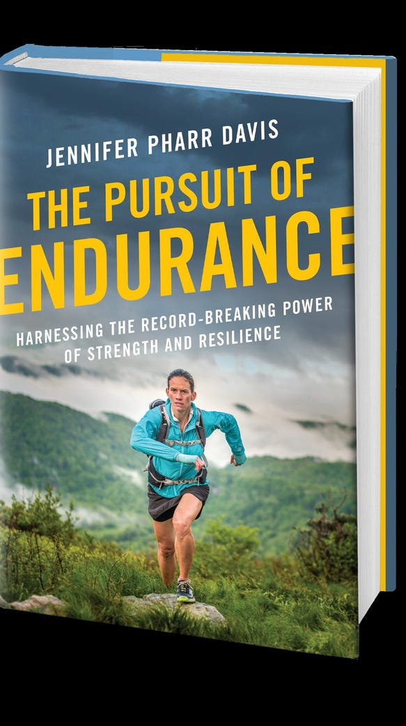 """The Pursuit of Endurance"""
