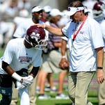 Mississippi State coach Dan Mullen prepares for life without some of his biggest stars the last couple seasons.