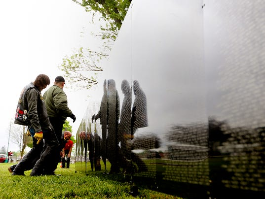 Vietnam Wall that Heals
