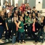 The Willard High School chamber choir was named the sweepstakes winner — the top choir — at the recent Worlds of Fun Choir Festival