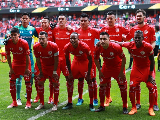 Toluca, el favorito de la final del Clausura 2018.