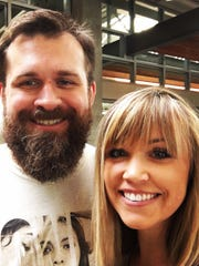 Jake and Jen Duensing will be opening Great Escape Beer Works, a new brewery in Springfield.