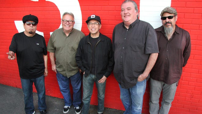Los Lobos plays the first Party in the Park on June 15.