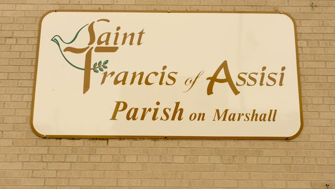Catholic Charismatic Healing Mass slated for Sept. 16 at St. Francis of Assisi Parish, 21st and Marshall streets.