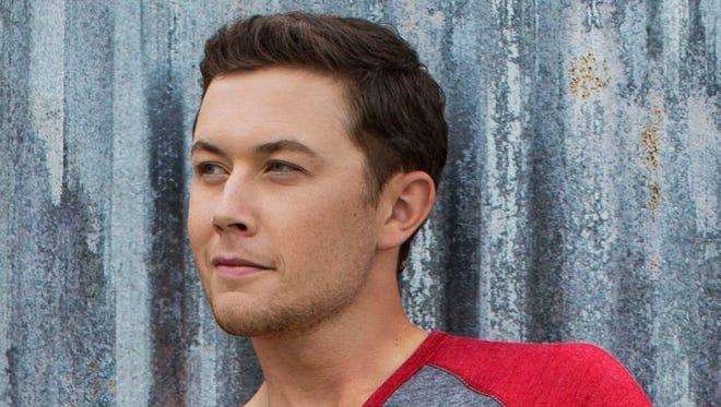 American Idol Scotty McCreery will perform April 21 at Southern Utah University in Cedar City.